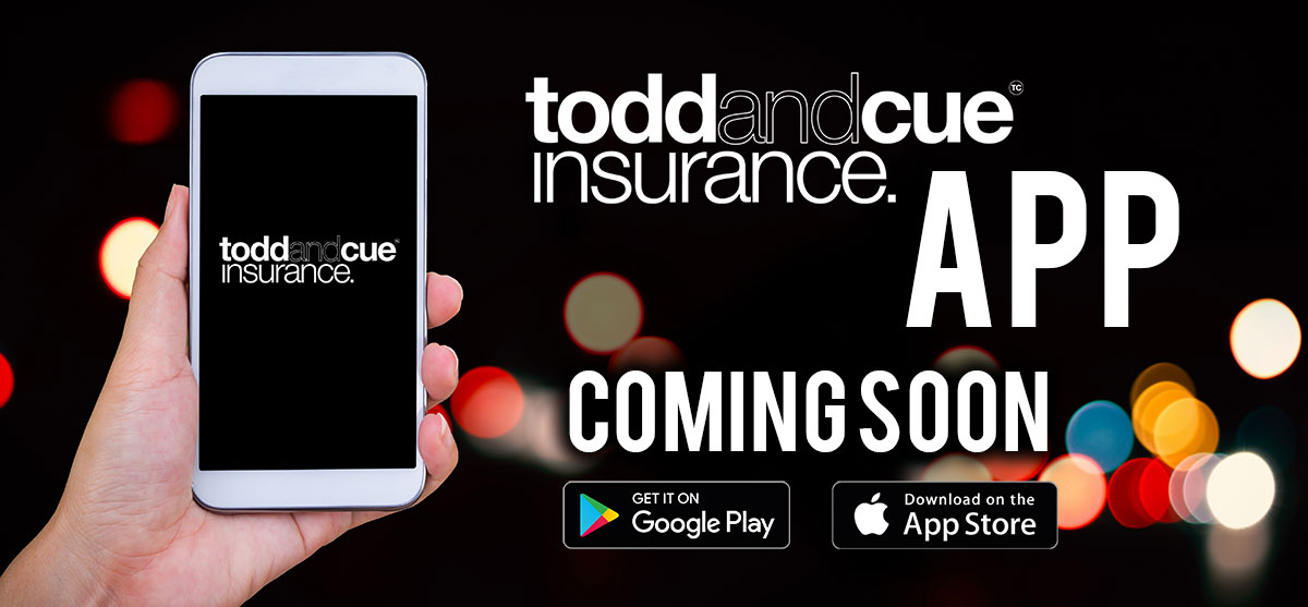 Todd and Cue Insurance App